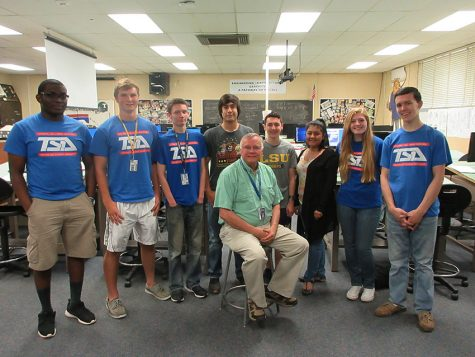 TSA students take home State medals