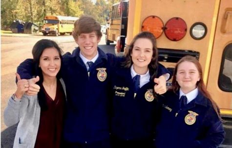 FFA students compete in broadcasting event
