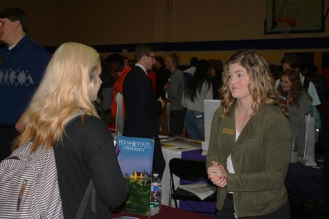 Students attend 3rd Annual College Fair