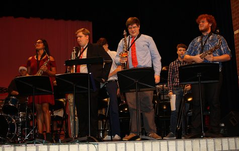 Band celebrates Christmas with concert