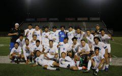 Soccer team makes history