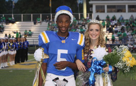 A New Homecoming King and Queen are Crowned