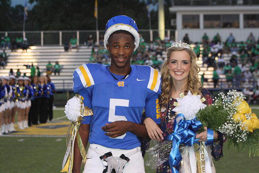 King, Jeffrey Minor and Queen, Megan Meadows