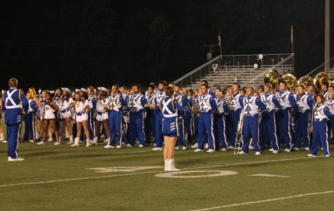 Band Successful at Marching Contest