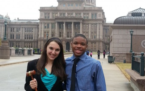 Debate Competitors Rank Top 48 in the State