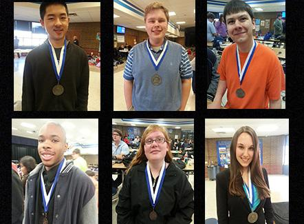 UIL Students Medal at Lindale Meet