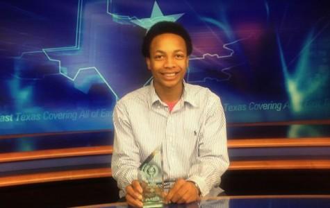 Hampton Rewarded Athlete of the Week