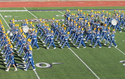 Band marches their way to First Division