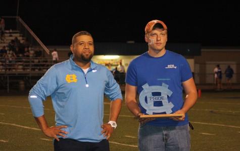 Alumni honored with award