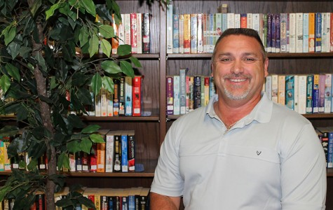 Hogg named principal