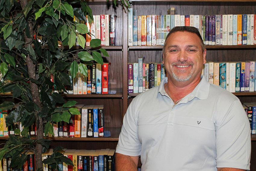 Hogg named principal