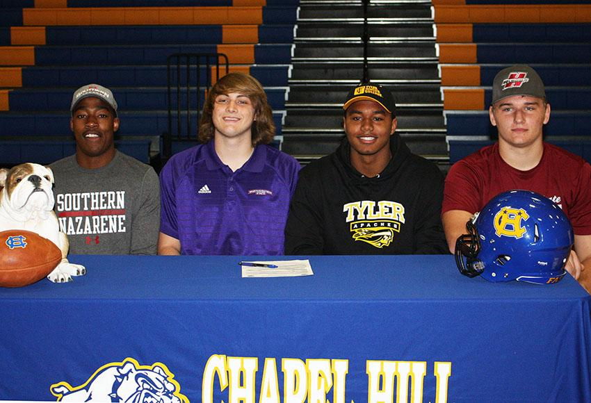 National Signing Day makes its way to Chapel Hill