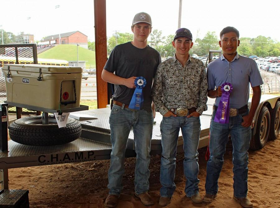 Ag+students+awarded+at+Junior+Livestock+Show