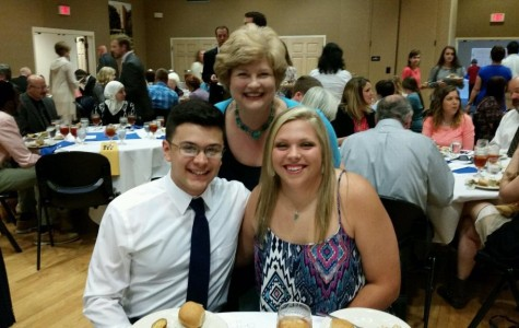 Reyes and Daniels win Rotary Youth Leadership Award