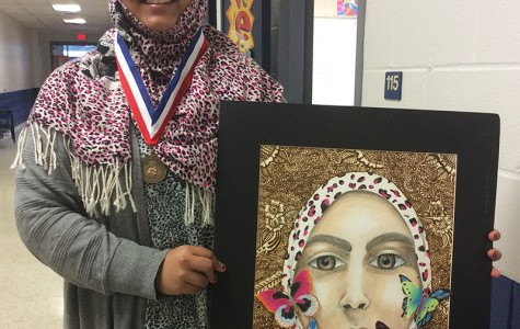 Syeda wins at State