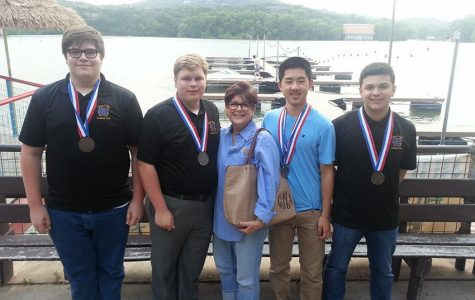 UIL students compete at State