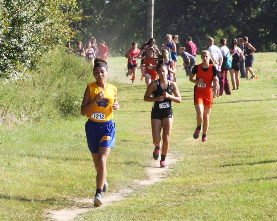 Runners gain at Gilmer