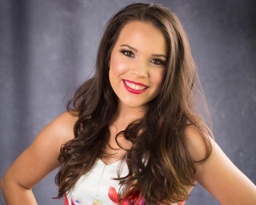 Runyan runs for Miss Texas Teen USA