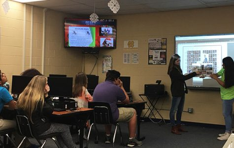 CTE hosts middle school tour