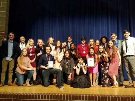 NHS and NTHS students inducted
