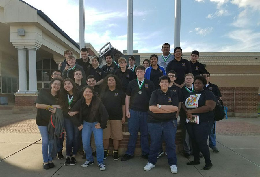 UIL advances at Longview
