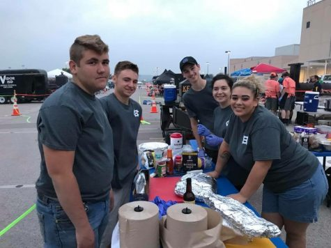 Culinary places at Cooking Up Careers and BBQ Cook-Off