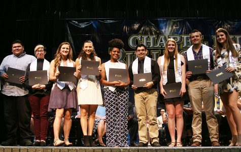Seniors awarded $3.2 million in scholarships