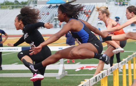 Athletes advance to Regional track meet