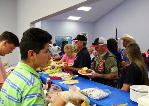 Local cookout honors local heroes