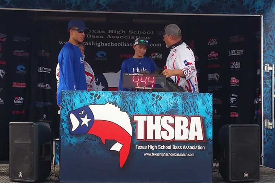 Bass Club 'catches' 18th place