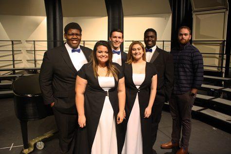 Choir advances to Area