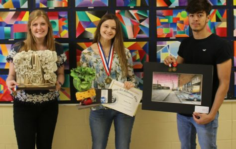 VASE artists place at State