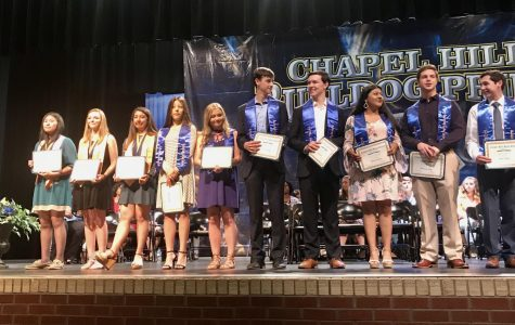 Seniors earn $3.5 million in scholarships