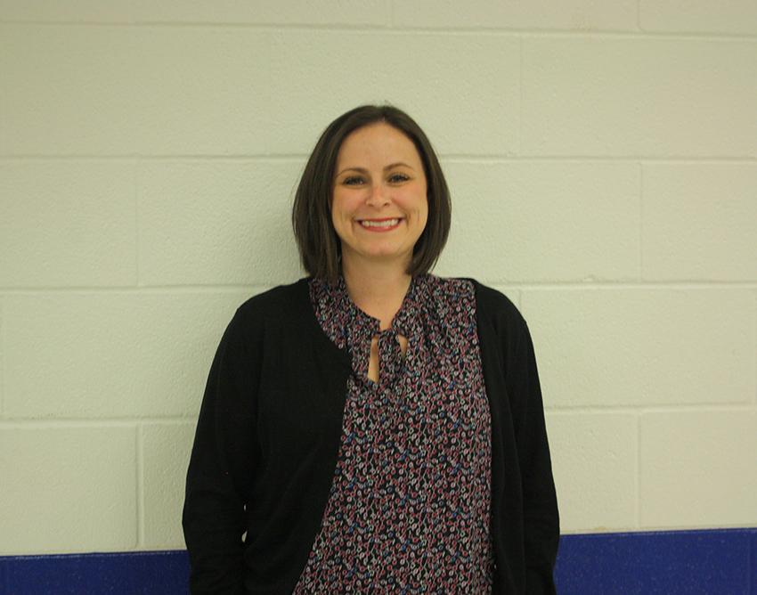 Dahlgren deemed Teacher of the Month