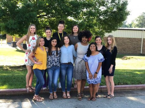 One Act Play competes at Area competition