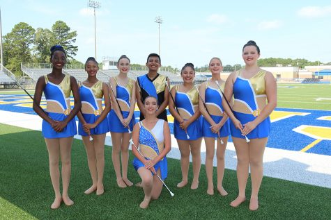 Twirlers advance to State
