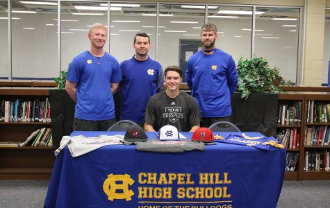 Beaudet signs with Northern Oklahoma College