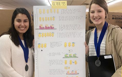 Students place at Academic Rodeo