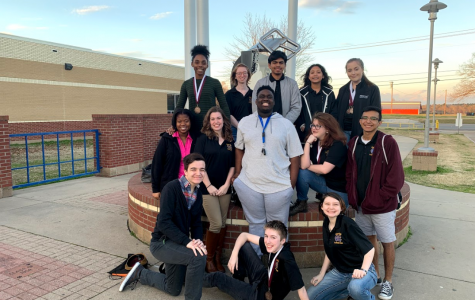 UIL dominates at Whitehouse meet