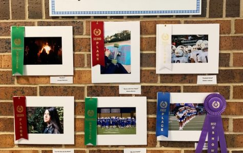 Photo students win at City of Tyler contest