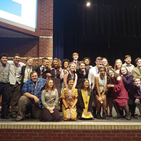 Vocal Solo and Ensemble receives Superior Ratings