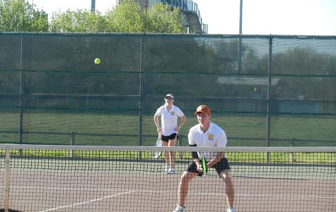 Tennis takes a win