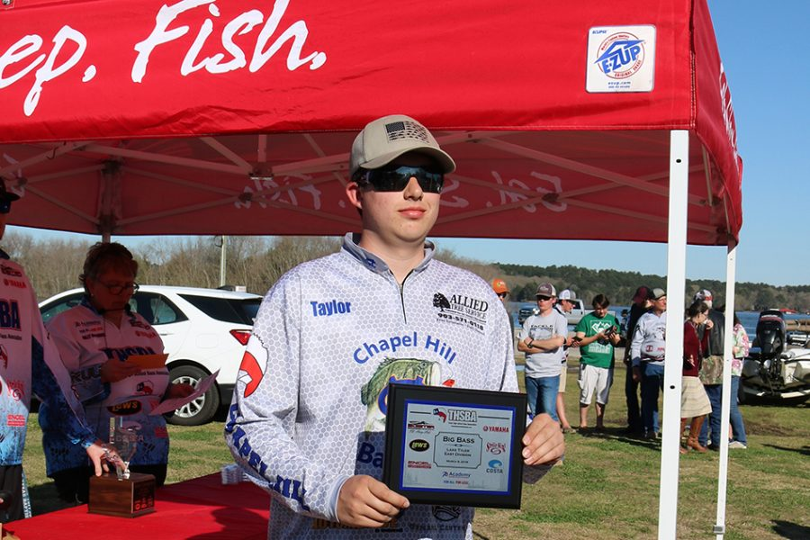 Fishing teams hook first place over all