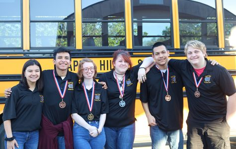 UIL Academic and Speaking events advance to Regionals