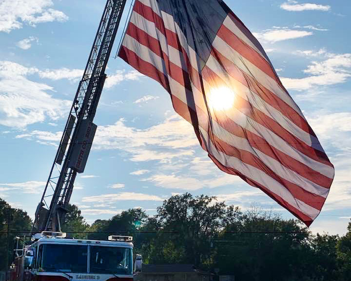 Community honors 9/11 fallen