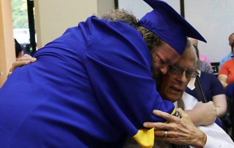 Daniels honors grandfather