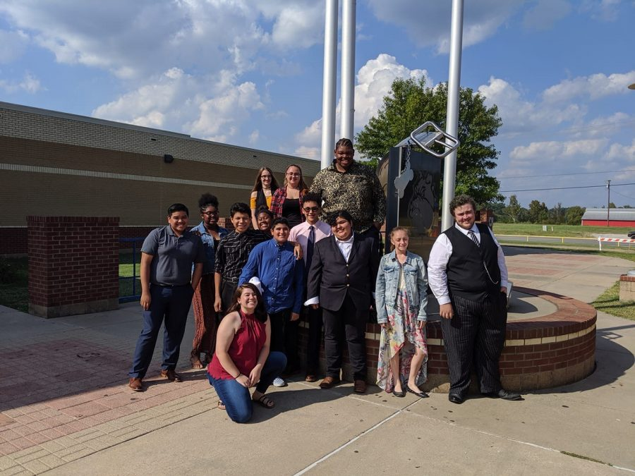 Choir places at All-Region