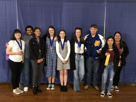 Seniors awarded scholarships at annual ceremony