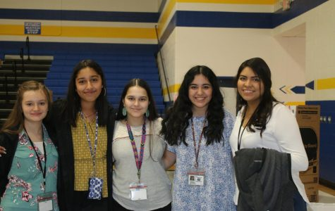 Students advanced at first Science Fair