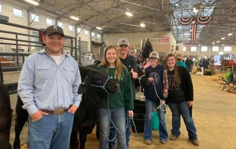 Students place at Fort Worth Livestock Show